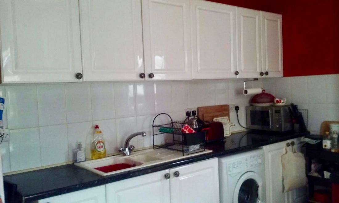 H Kitchen Sink