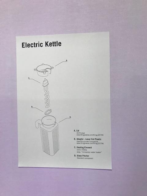 Kettle schematic