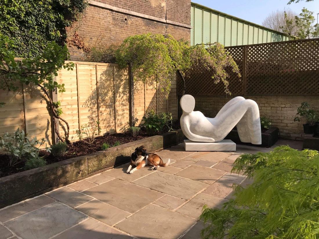 abi garden sculpture
